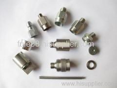 Precision Machining Threading Service Parts