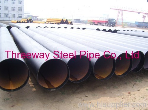 LSAW Piling pipe