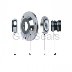 Vulcan type26 mechanical seals. AES TYPE BP06 SEALS
