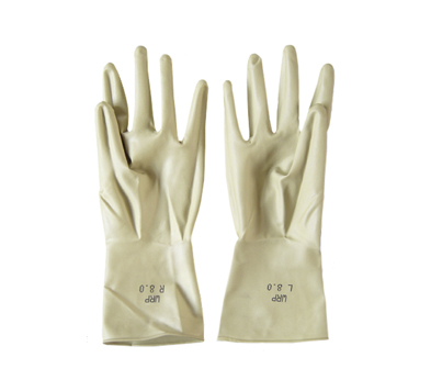 interventional protective gloves