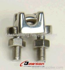 Stainless Steel Wire rope clips\clamps JIS Type--