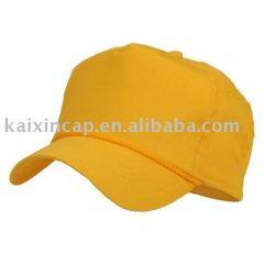 Cotton Twill Golf Cap