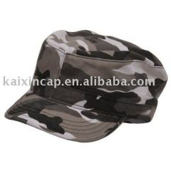 Fitted Military Cap