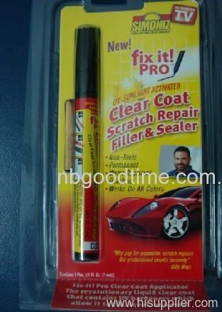 fir it pro,Clear Coat Scrath Repair Pen Simoniz
