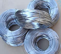 galvanized iron wire steel wire