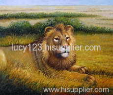 classical animal oil paintings