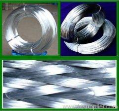 electro galvanized wire one