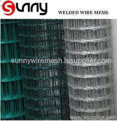 WELDED WIRE MESH GALVANIZED BEFORE