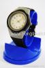 Silicone wristband watch
