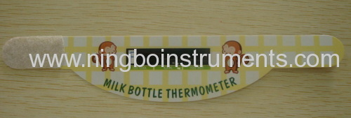 milk bottle thermometer