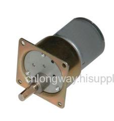 pmdc gear motors