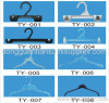 Hangers,Plastic hook,Clothes hook,Trousers hook