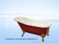 slipper bathtubs