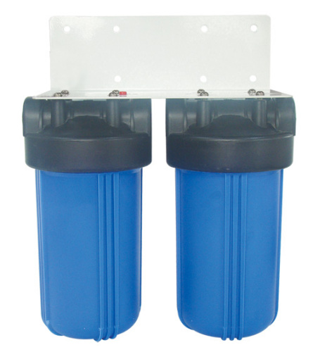 single Big Blue Filter Housings bottle