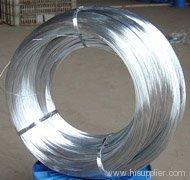 cold galvanized wire
