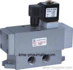 air operated solenoid valves