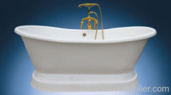 freestanding pedestal bathtubs