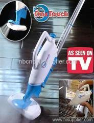 one touch steam mop