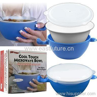 cool touch micwave bowl as seen on tv