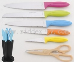 6pcs knives-set