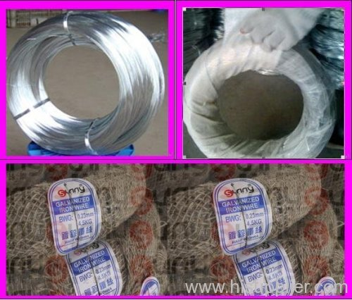 galvanized soft binding wire for reber
