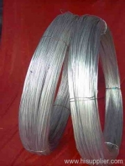 galvanized iron wire with small coil