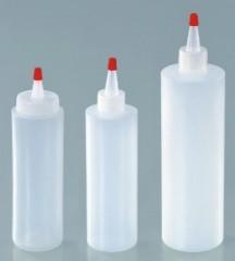 LDPE plastic bottle