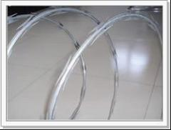galvanized barbed iron wire mesh