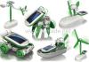 christmas gift 6 in 1 solar kit,solar toy