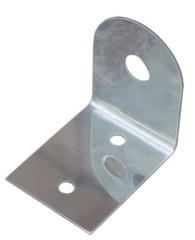 RO stainless steel mounting brackets