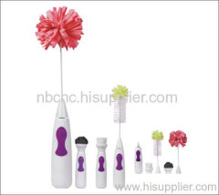motor toilet brush