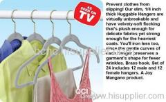 Huggable Hanger