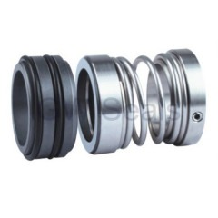 parallel spring o-ring mounted seals