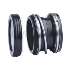 Mechanical elastomeric bellow seals