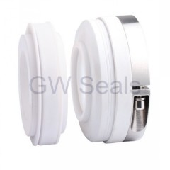 Teflon bellow WB2 mechanical seals
