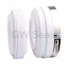 Teflon bellow WB2 mechanical seals