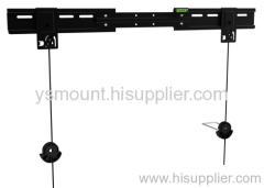 low profile LCD TV bracket