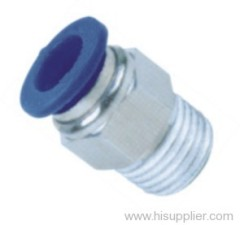 rapid fitting connector