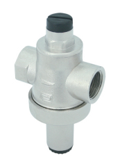 Decompression reducing presssure valve
