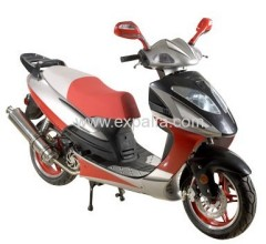 150cc EEC/COC Gas Scooter