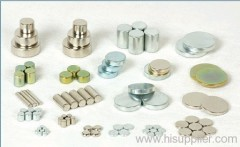 sintered NdFeB Disc magnets