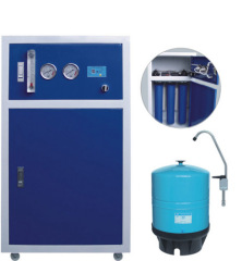 5Stage Reverse Osmosis System with Auto-flush microcomputer