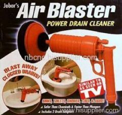 AIR BLASTER POWER DRAIN CLEANER