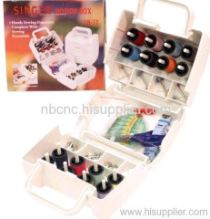 plastic sewing set