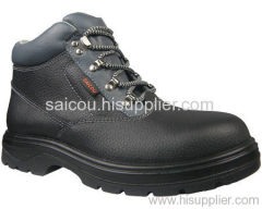 PU injection safety shoe