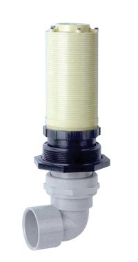 threaed top of water distributor series
