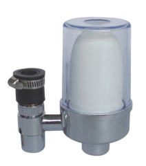 Tap Filter with ceramic cartridge inside