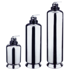 stainless steel center water purifier