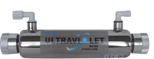 uv light for reverse osmosis system