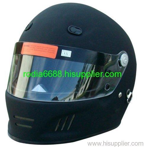 Snell Sa2010 Full Face Fibeglass Car Racing Helmet Rz 880